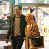 Soraya Arnelas y Miguel Herrera, de paseo romántico