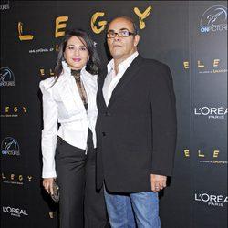 Eduardo Cruz y Carmen Moreno