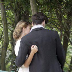 La pareja protagonista de 'Gran Hotel'