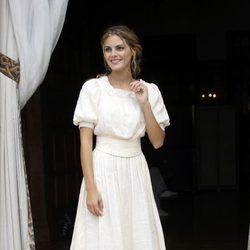 La actriz Amaia Salamanca es Alicia Alarcón en 'Gran Hotel'