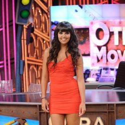 Cristina Pedroche en la presentación de 'Otra movida'