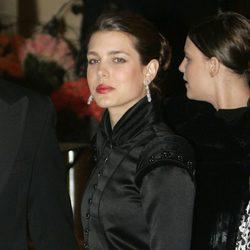 Carlota Casiraghi en el Baile de la Rosa de 2008