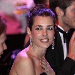 Carlota Casiraghi en el Baile de la Rosa de 2009