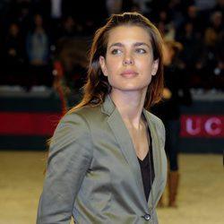 Carlota Casiraghi en París a finales de 2010