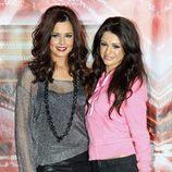 Cheryl Cole con Cher Lloyd