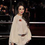 Cher Lloyd en la première de 'Harry Potter y las reliquias de la muerte'