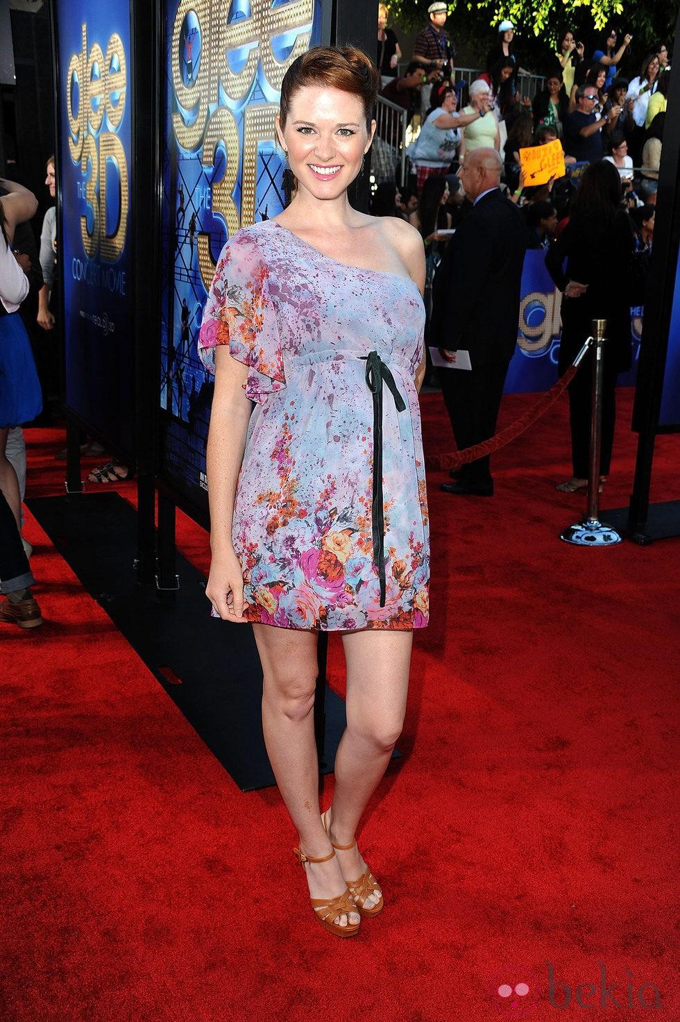 Sarah Drew, de \'Anatomía de Grey\' en el estreno de la película de ...