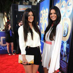 Kylie y Kendal Jenner, las hermanastras Kardashian
