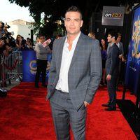 Mark Salling en el estreno de 'Glee: The 3D Concert Movie'