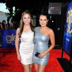 Las hermanas Makenzie y Alexa Vega
