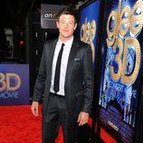 Cory Monteith en el estreno de 'Glee: The 3D Concert Movie'