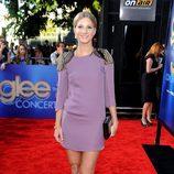 Heather Morris en la première de 'Glee'