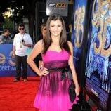 Rebecca Black en la première de 'Glee: The 3D Concert Movie'