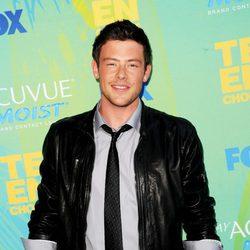 Cory Monteith en los Teen Choice Awards 2011