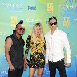 The Black Eyed Peas en los Teen Choice Awards 2011