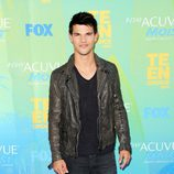 Taylor Lautner en los Teen Choice Awards 2011