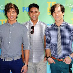 Allstar Weekend en los Teen Choice Awards 2011