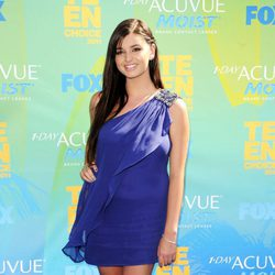 Rebecca Black en los Teen Choice Awards 2011