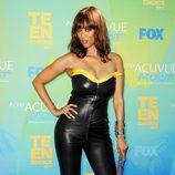 Tyra Banks en los Teen Choice Awards 2011