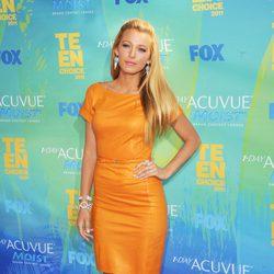 Blake Lively en los Teen Choice Awards 2011