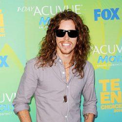Shaun White en los Teen Choice Awards 2011