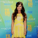 Demi Lovato en los Teen Choice Awards 2011