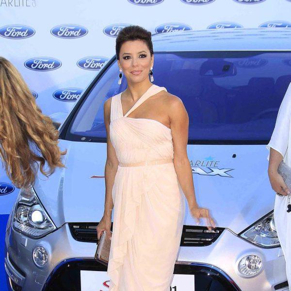 Famosos en la Gala Starlite de Marbella 2011