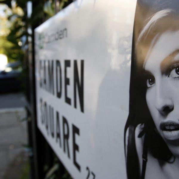 Muestras de dolor tras la muerte de Amy Winehouse