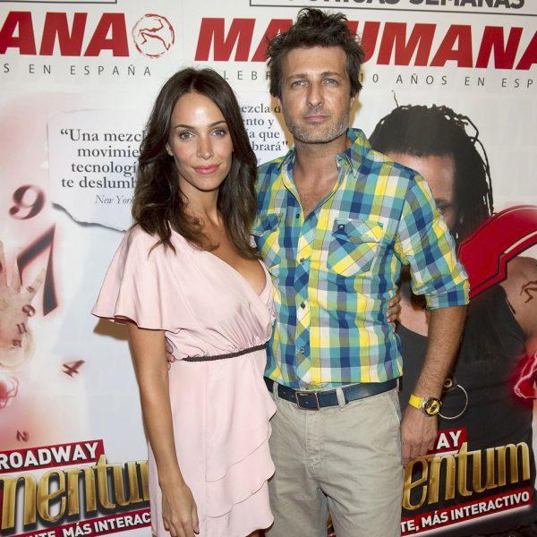 Famosos en el estreno del espectáculo 'Momentum' de Mayumaná
