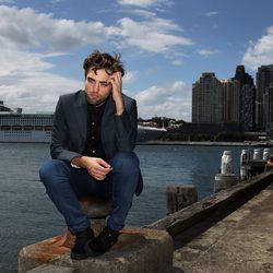 Robert Pattinson posa sexy en Sidney