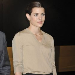 Carlota Casiraghi inaugura en Madrid la exposición 'El arte de Cartier'