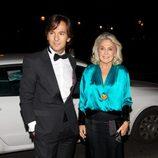 Beatriz de Orleans en la cena de gala de la exposición 'El arte de Cartier'