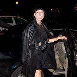 Rossy de Palma en la cena de gala de la exposición 'El arte de Cartier'