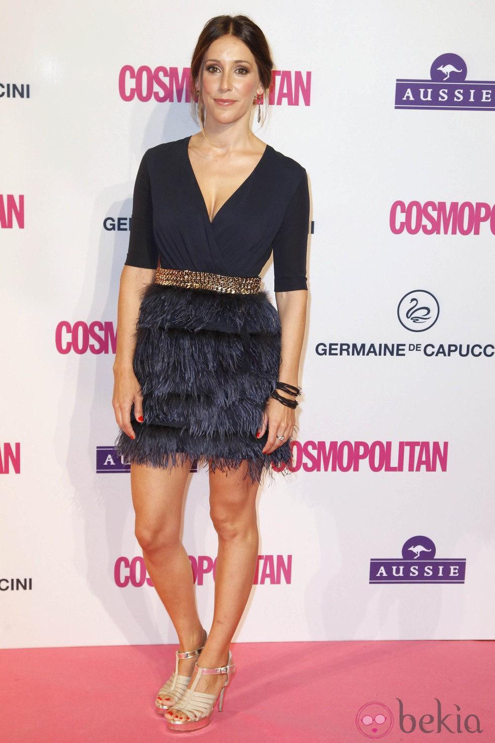 Adela Úcar en los Premios Cosmopolitan Fun Fearless Female 2012