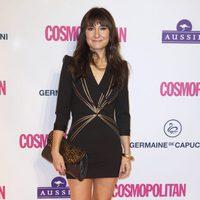 Eva Amaral en los Premios Cosmopolitan Fun Fearless Female 2012