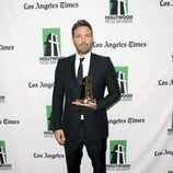 Ben Affleck en los Hollywood Film Awards 2012