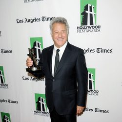 Dustin Hoffman en los Hollywood Film Awards 2012