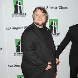 Guillermo del Toro en los Hollywood Film Awards 2012