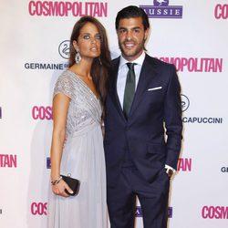 Miguel Torres y María Plaza en los Premios Cosmopolitan Fun Fearless Female 2012