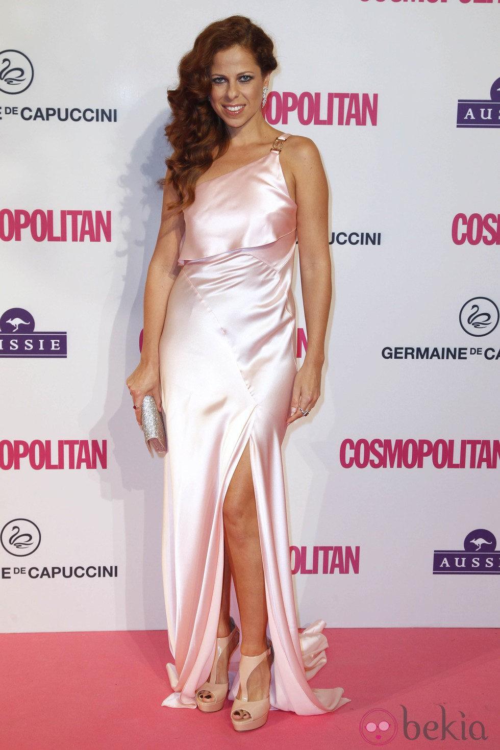 Pastora Soler en los Premios Cosmopolitan Fun Fearless Female 2012