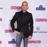 Ramón Fuentes en los Premios Cosmopolitan Fun Fearless Female 2012