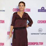 Samantha Vallejo-Nágera en los Premios Cosmopolitan Fun Fearless Female 2012