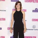 Sandra Barneda en los Premios Cosmopolitan Fun Fearless Female 2012