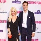 Soraya Arnelas y Miguel Herrera en los Premios Cosmopolitan Fun Fearless Female 2012