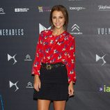 Paula Echevarría en la presentación en Madrid de la película 'Vulnerables'