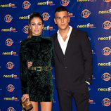 Mario Casas y Blanca Suárez en los Neox Fan Awards 2012