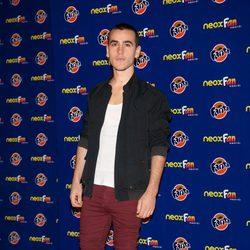 Alex Monner en los Neox Fan Awards 2012