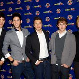 Auryn en los Neox Fan Awards 2012
