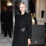 Charlene de Mónaco en la inauguración de una tienda de Versace en Nueva York
