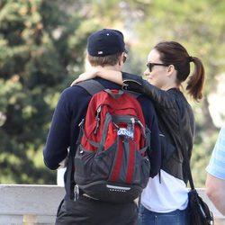Olivia Wilde y Jason Sudeikis disfrutan de Roma